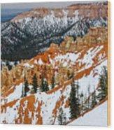 Bryce Canyon Series #1 Wood Print