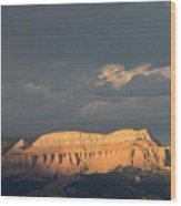 Bryce Canyon Thunderstorm  Wood Print
