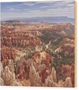 Bryce Canyon, Utah Wood Print