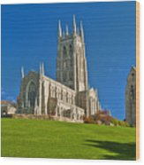 Bryn Athyn Cathedral Pennsylvania Wood Print
