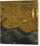 Bubble 03 Wood Print by Grebo Gray