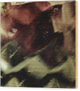 Bubbles 07 Wood Print