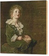 Bubbles Wood Print by Sir John Everett Millais