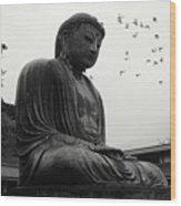 Buda Wood Print