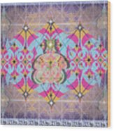 Buddah II Wood Print