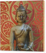 Buddha 2 Wood Print