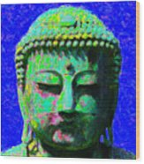 Buddha 20130130p18 Wood Print