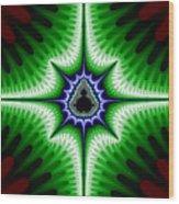 Buddha Star 1 Wood Print