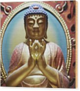 Buddha Tooth Relic Temple 1 Wood Print