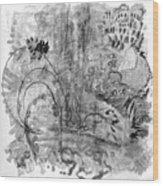 Buddhi Wood Print