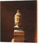 Buddhism In Belgium Wood Print