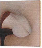 Budding Sensuality Wood Print