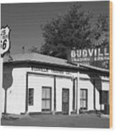 Budville Trading Co. Wood Print