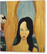 Buena Vista Wood Print