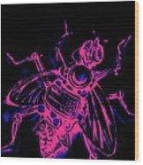 Bug, 10 Wood Print