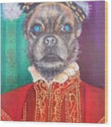 Bugsy First Earl Of Primrose Wood Print