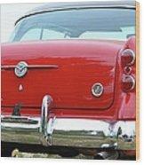 Buick Century Wood Print