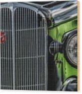 Buick Molson Washington Wood Print