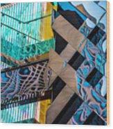 Burberry Flagship Store V3 Dsc7575 Wood Print