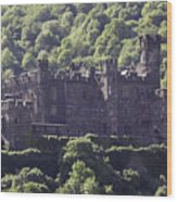 Burg Reichenstein 04 Wood Print