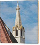 Burgerspitalkirche Wood Print