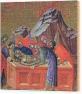 Burial 1311 Wood Print