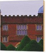 Burton Agnes Hall Wood Print
