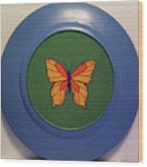 Butterfiies Wood Print