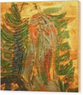Butterfly - Tile Wood Print