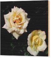 Buttermints Wood Print