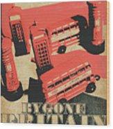 Bygone Britain 1983 Wood Print