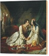 Byron As Don Juan Wood Print