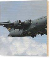 C-17 Globemaster IIi Wood Print