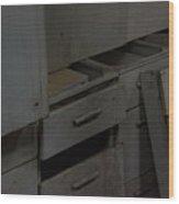 Cabinets Wood Print