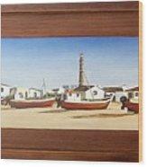 Cabo Polonio 2 Wood Print