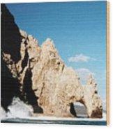 Cabo San Lucas Arch Wood Print
