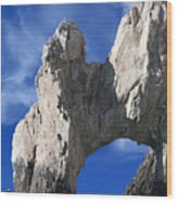 Cabo San Lucas Archway Wood Print