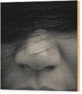 Cache Tes Yeux Wood Print