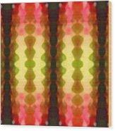 Cactus Vibrations 1 Wood Print