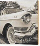 Cadillac Eldorado Biarritz 1 Wood Print