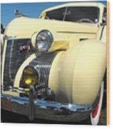 Cadillac Fleetwood Wood Print