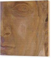 Caesar Wood Print