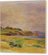 Cagnes Landscape 1910 2 Wood Print
