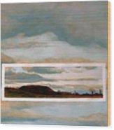 Cahokia Wood Print