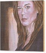 Caitlin Keats Wood Print