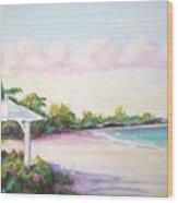 Calabash Bay Wood Print