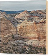 Calf Creek Canyon Grand Staircase Escalante Utah Wood Print