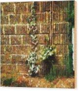 Calico Wall Wood Print