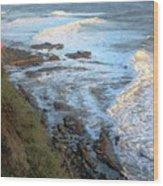 California Coastline 0553 Wood Print