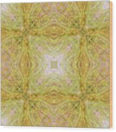 California Spring Oscillation Field Wood Print